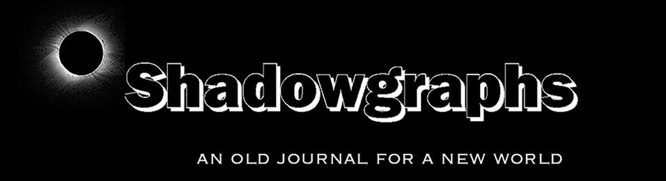 Shadowgraphs Magazine